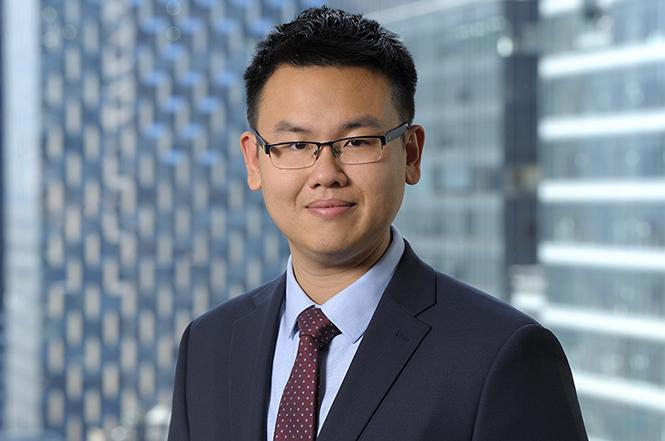 Jun H. Tong  - Law Clerk